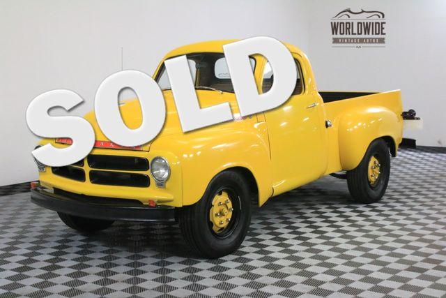 1955 Studebaker STUDEBAKER FRAME OFF RESTORED! V8 400 MILES | Denver, Colorado | Worldwide Vintage Autos