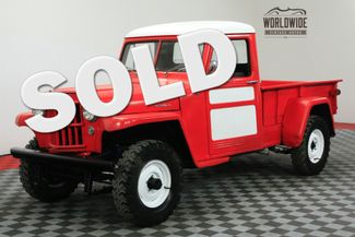 1955 Willys PICKUP in Denver CO
