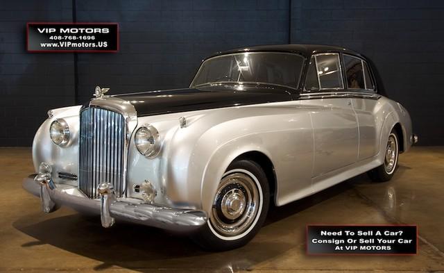 1956 Bentley S1   | Milpitas, California | NBS Auto Showroom