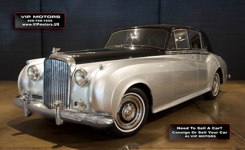 1956 Bentley S1   | Milpitas, California | NBS Auto Showroom