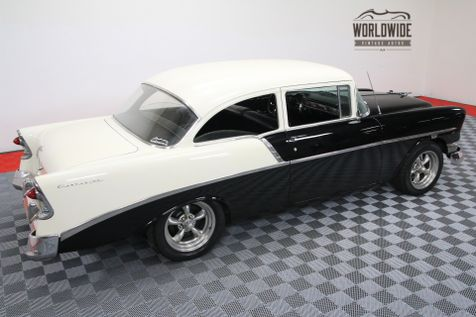 1956 Chevrolet 210 LIKE BEL AIR  RESTORED AUTO V8 PB DISC | Denver, Colorado | Worldwide Vintage Autos in Denver, Colorado