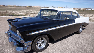 1956 Chevrolet Bel Air in Lubbock Texas