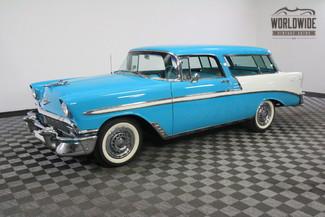 1956 Chevrolet BEL AIR NOMAD in Denver Colorado