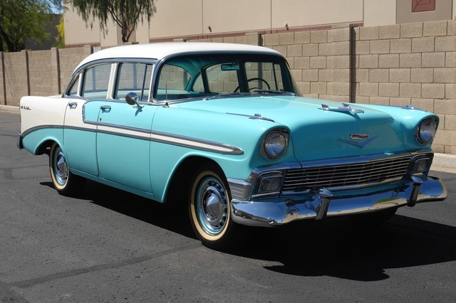 1957 Chevrolet Bel Air For Sale In Phoenix, AZ