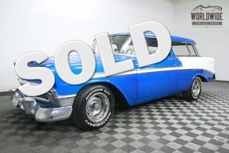 1956 Chevrolet BELAIR NOMAD NOMAD WAGON! V8! FULL RESTORATION! in Denver Colorado