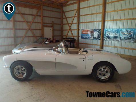 1956 Chevy CORVETTE CONV | Medina, OH | Towne Auto Sales in Medina, OH