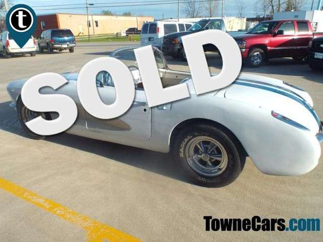 1956 Chevy CORVETTE CONV | Medina, OH | Towne Auto Sales in Medina OH