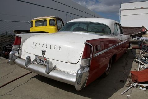 1956 Chrysler NEW YORKER NEWPORT | Milpitas, California | NBS Auto Showroom in Milpitas, California