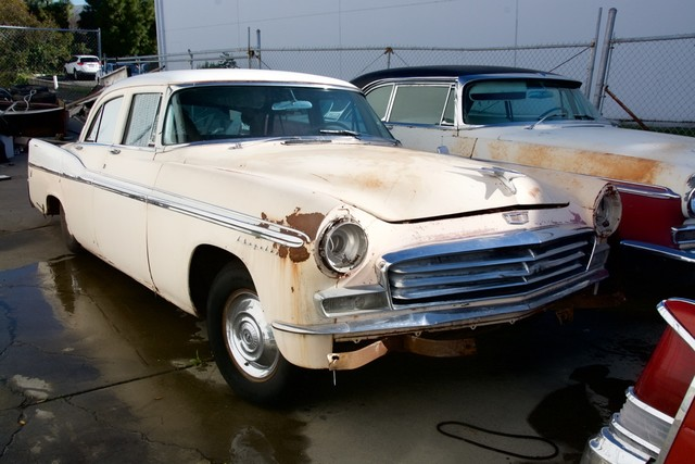 1956 Chrysler WINDSOR    Milpitas, California   NBS Auto Showroom