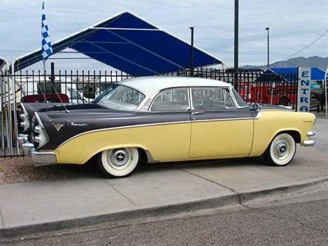 1956 dodge lancer utah showroom newberg oregon yellow 1956 dodge lancer classic car in. Black Bedroom Furniture Sets. Home Design Ideas