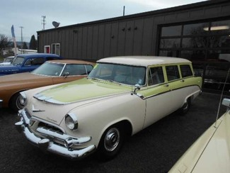 1956 Dodge Sierra Wagon -Oregon Showroom Newberg, Oregon 2