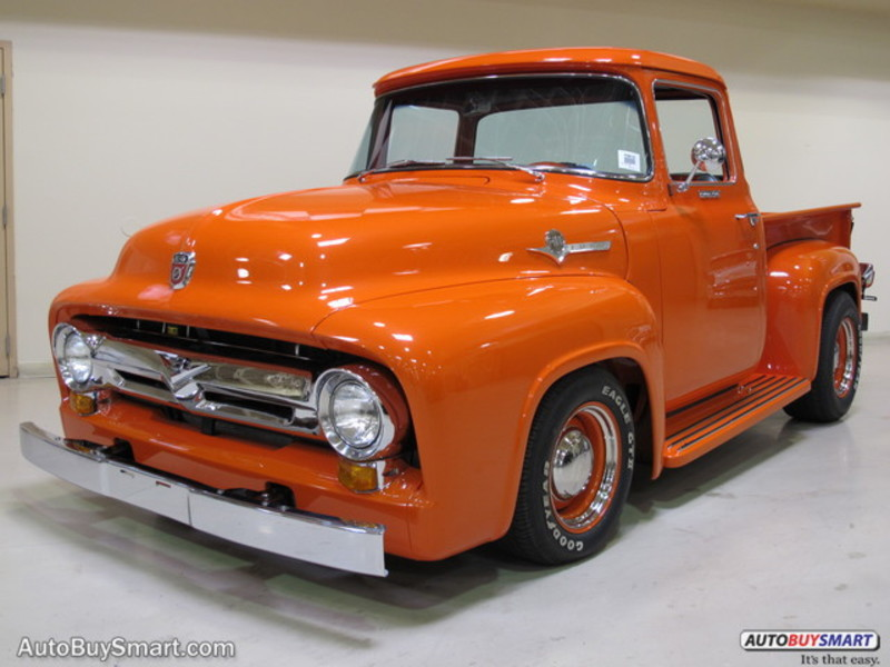 1956 Ford F-100 CUSTOM PICKUP  in Las Vegas, NV