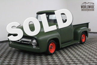 1956 Ford F100 RESTORED. CUSTOM 351 V8.  MUST SEE! in Denver Colorado