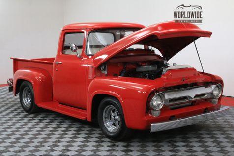 1956 Ford F100 RESTORED 11K MILES 351 V8 AC PS PB DISC | Denver, CO | WORLDWIDE VINTAGE AUTOS in Denver, CO
