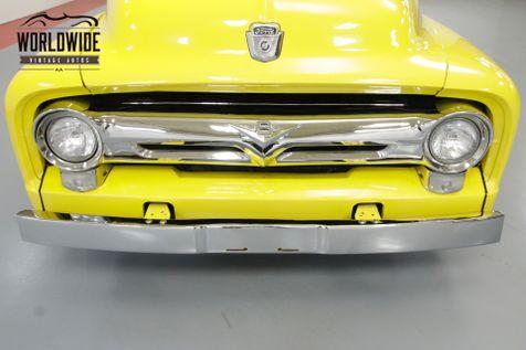 1956 Ford F100 CUSTOM HALF TON SHORT BOX FORD V8 AUTO TRANS   Denver, CO   Worldwide Vintage Autos in Denver, CO