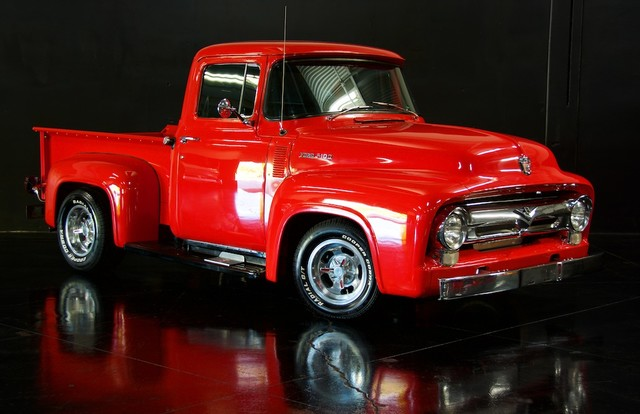 1956 Ford F100  | Milpitas, California | NBS Auto Showroom