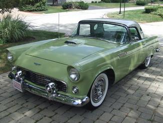 1956 Ford Thunderbird in Mokena Illinois