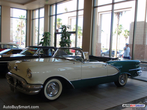 1956 Oldsmobile Ninety Eight Starfire in Las Vegas, NV