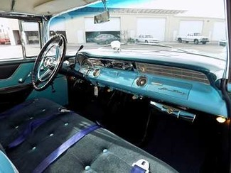 1956 Pontiac Safari Wagon -Utah showroom Newberg, Oregon 11