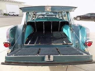 1956 Pontiac Safari Wagon -Utah showroom Newberg, Oregon 16