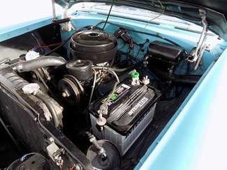 1956 Pontiac Safari Wagon -Utah showroom Newberg, Oregon 18