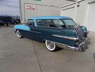 1956 Pontiac Safari Wagon -Utah showroom Newberg, Oregon 2