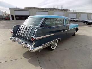 1956 Pontiac Safari Wagon -Utah showroom Newberg, Oregon 6