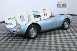 1956 Porsche 550 SPYDER BECK SPYDER RECREATION. LIKE NEW | Denver, Colorado | Worldwide Vintage Autos in Denver Colorado