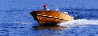 1956 Wagemaker Woverine 14' Mahogany wood boat Phoenix, Arizona