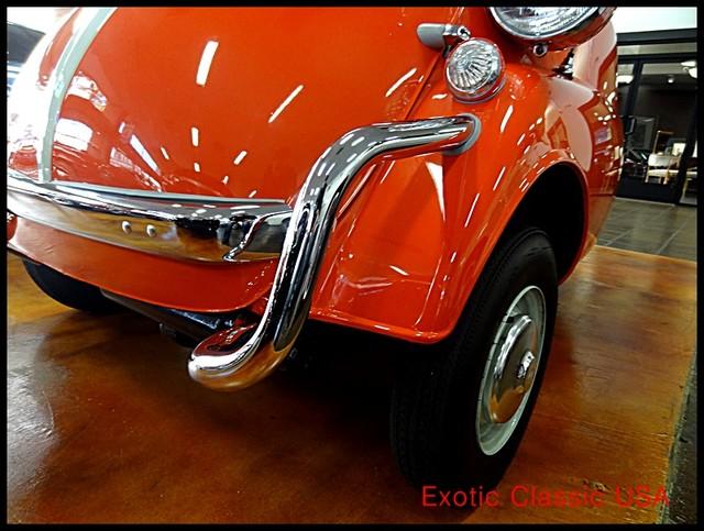 1957 BMW Isetta San Diego, California 10