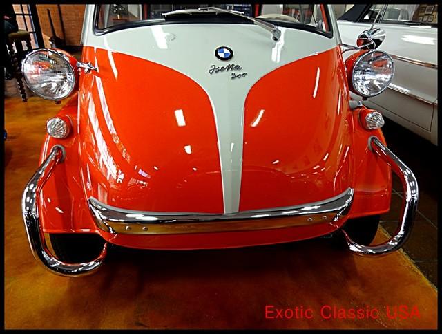 1957 BMW Isetta San Diego, California 12