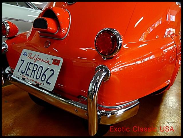 1957 BMW Isetta San Diego, California 14