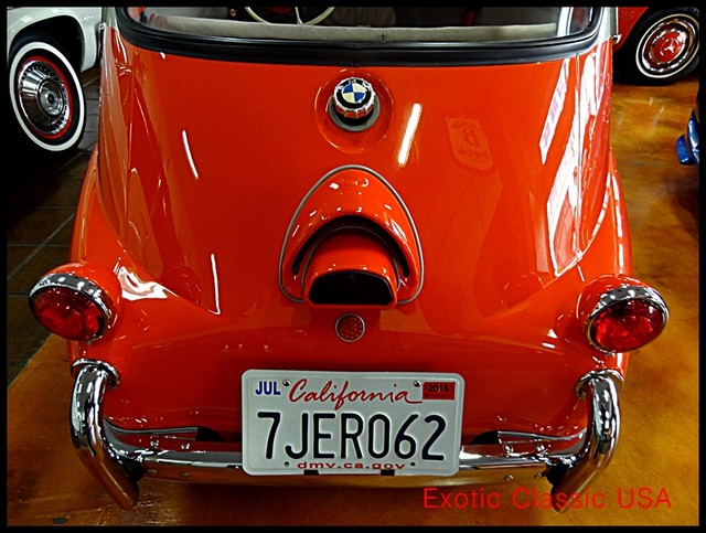 1957 BMW Isetta San Diego, California 16