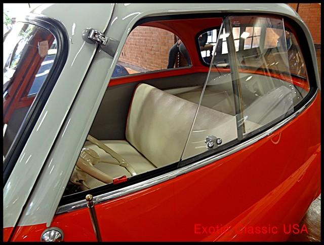 1957 BMW Isetta San Diego, California 22