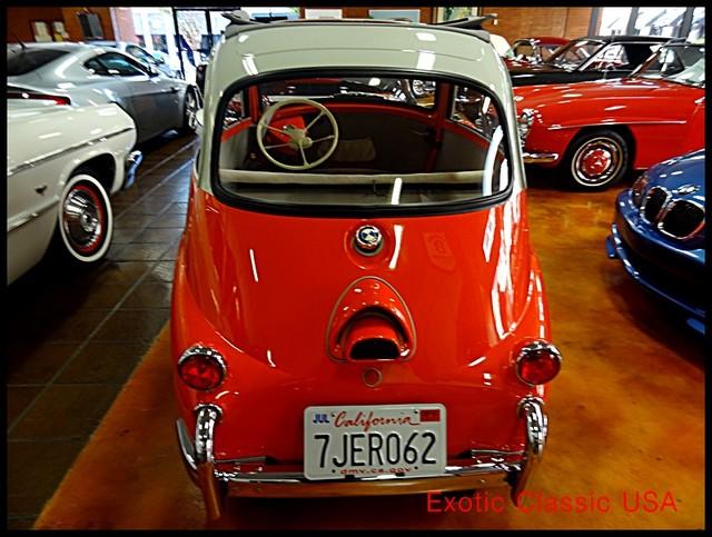1957 BMW Isetta San Diego, California 4