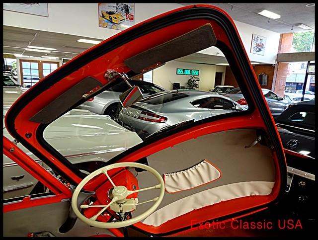 1957 BMW Isetta San Diego, California 30