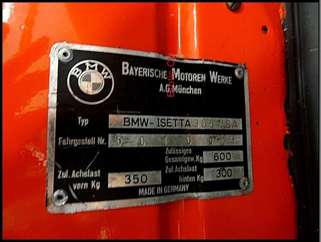 1957 BMW Isetta San Diego, California 37