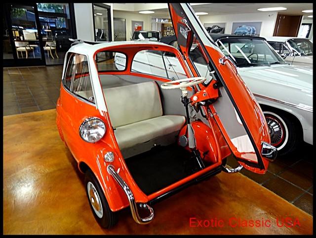 1957 BMW Isetta San Diego, California 38