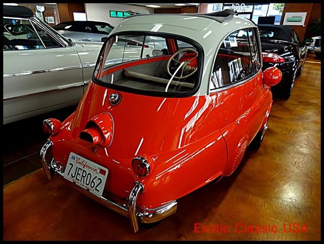 1957 BMW Isetta San Diego, California 5