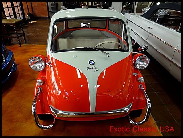 1957 BMW Isetta San Diego, California 1