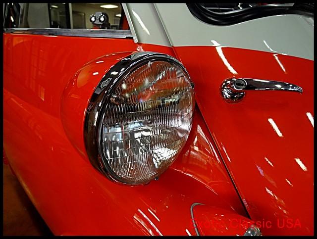 1957 BMW Isetta San Diego, California 8