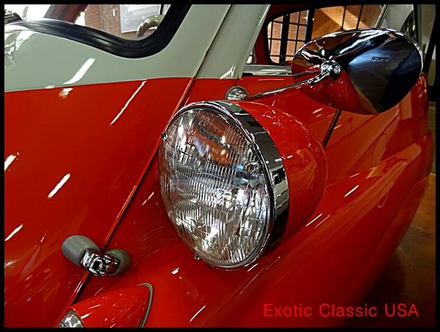 1957 BMW Isetta San Diego, California 9