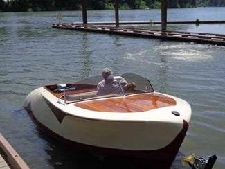 1957 Bristol Boat Newberg, Oregon