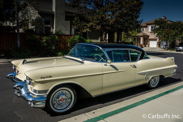 1957 Cadillac 62 Coupe    Concord, CA   Carbuffs