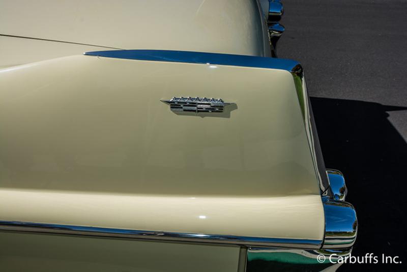 1957 Cadillac 62 Coupe    Concord, CA   Carbuffs in Concord, CA