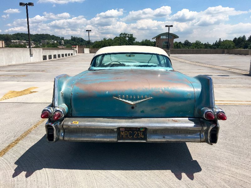 1957 Cadillac Coupe De Ville   in Bethel, Pennsylvania