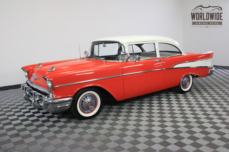 1957 Chevrolet 210 UNRESTORED CLASSIC STYLING