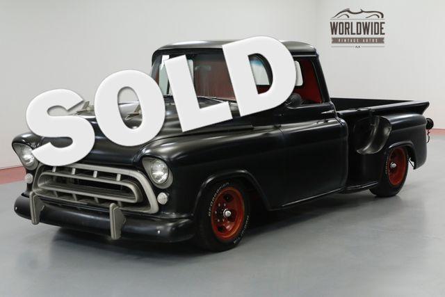 1957 Chevrolet 3100 SHORT BED  in Denver CO