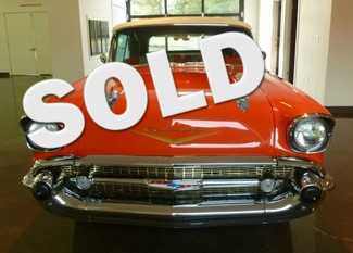 1957 Chevrolet Bel Air Convertible Newberg, Oregon
