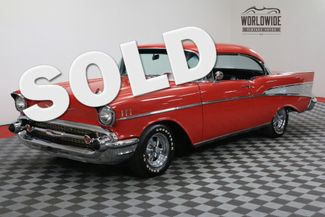 1957 Chevrolet BEL AIR 2 DOOR HARDTOP HOT ROD 283 V8 AUTO | Denver, CO | WORLDWIDE VINTAGE AUTOS in Denver CO